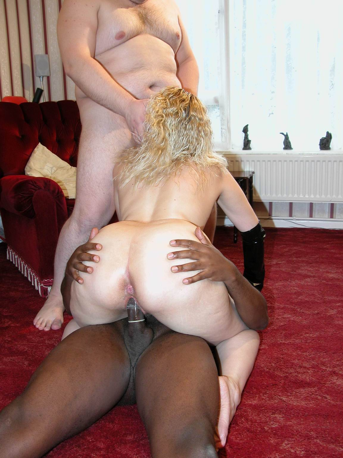 Amateur interracial xxx movie
